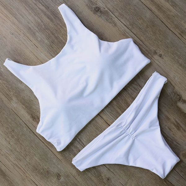 The 'Carlie' Two Piece Swim Suit