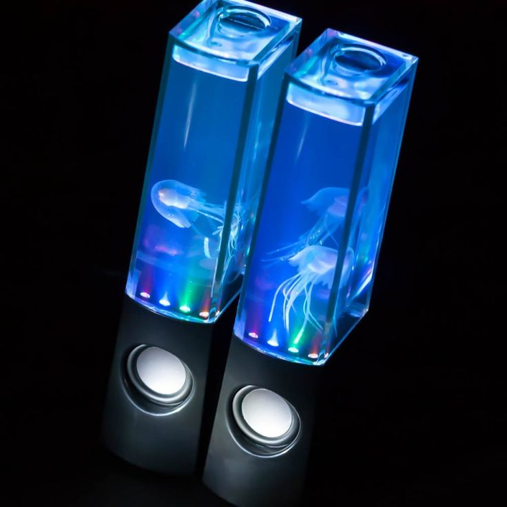 Jellyfish Water Speakers