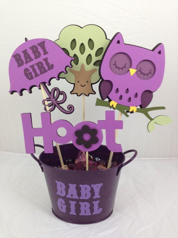 Best owl centerpieces ideas on pinterest party