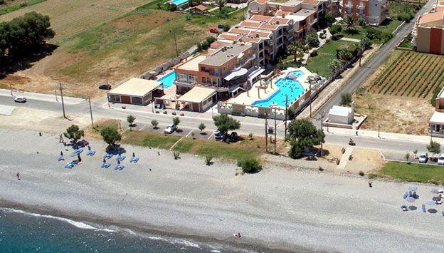 Maleme Mare Beach Resort Hotel i Grækenland. Se mere på www.bravotours.dk @Bravo Tours #BravoTours #Travel