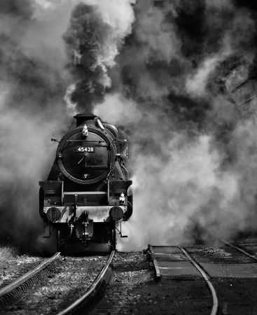 Full Steam Ahead by Nick Walton