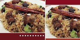 Vemale.com: Nasi Kebuli Rendang William Wongso