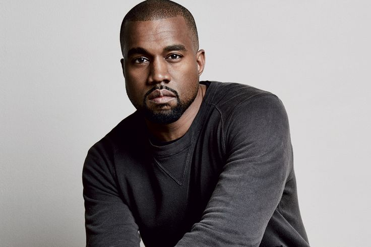 Kanye West Tweeted That He's Finishing Up His Latest Album and Collection