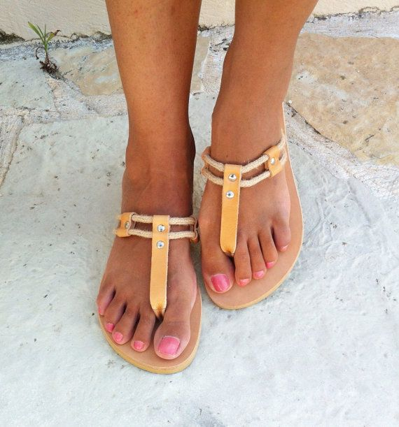 leather sandals women sandals sandals handmade by GrecianSandals