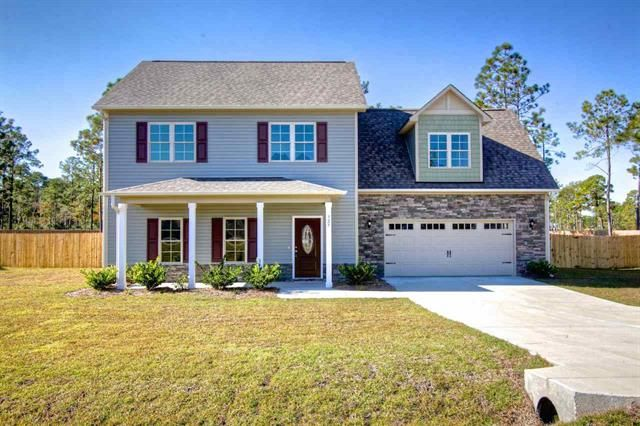 FANTASTIC NEW CONSTRUCTION IN HUBERT!   327 Inverness Drive 3 Beds 2.5 Baths and a BONUS ROOM! This home has that WOW factor. Call or text me for details or to schedule your personal showing!   William Sanders  Broker / 910-265-1799 Coldwell Banker Fountain Realty wsanders@williamsandersrealtor.com