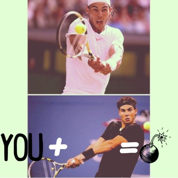 Vote for me, create your tennis image, & win a signed Babolat racket from Rafa Nadal. #TennisRunsInOurBlood #ConnectedTennis