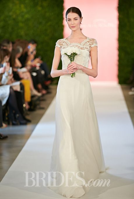 Oscar de la renta spring 2015 oscar de la renta for Oscar dela renta wedding dress