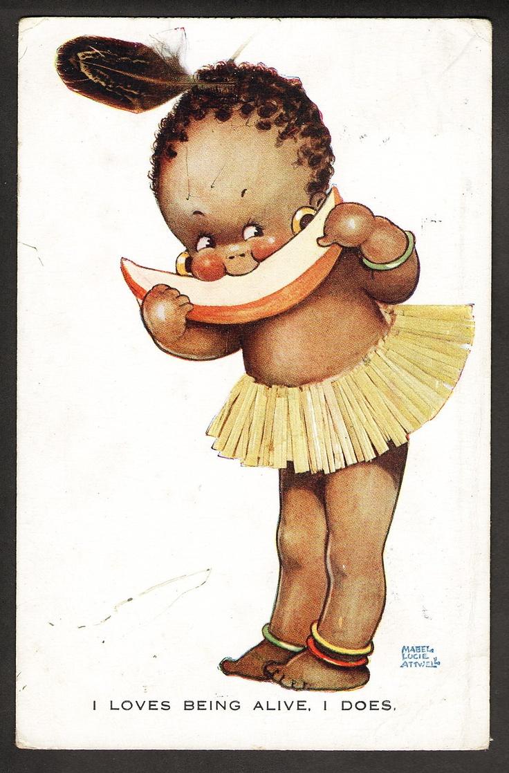 1925 MABEL LUCIE ATTWELL postcard | eBay