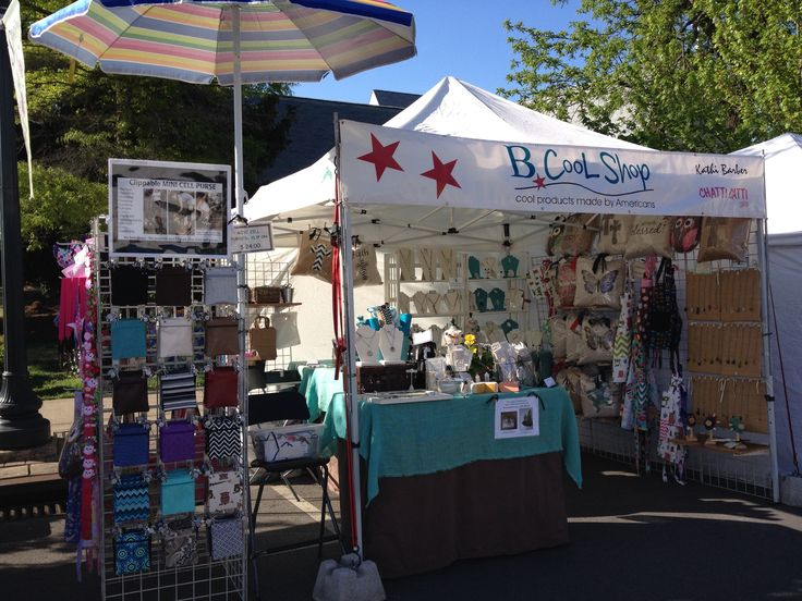 Franklin Tn Main Street Festival and the B Cool Shop