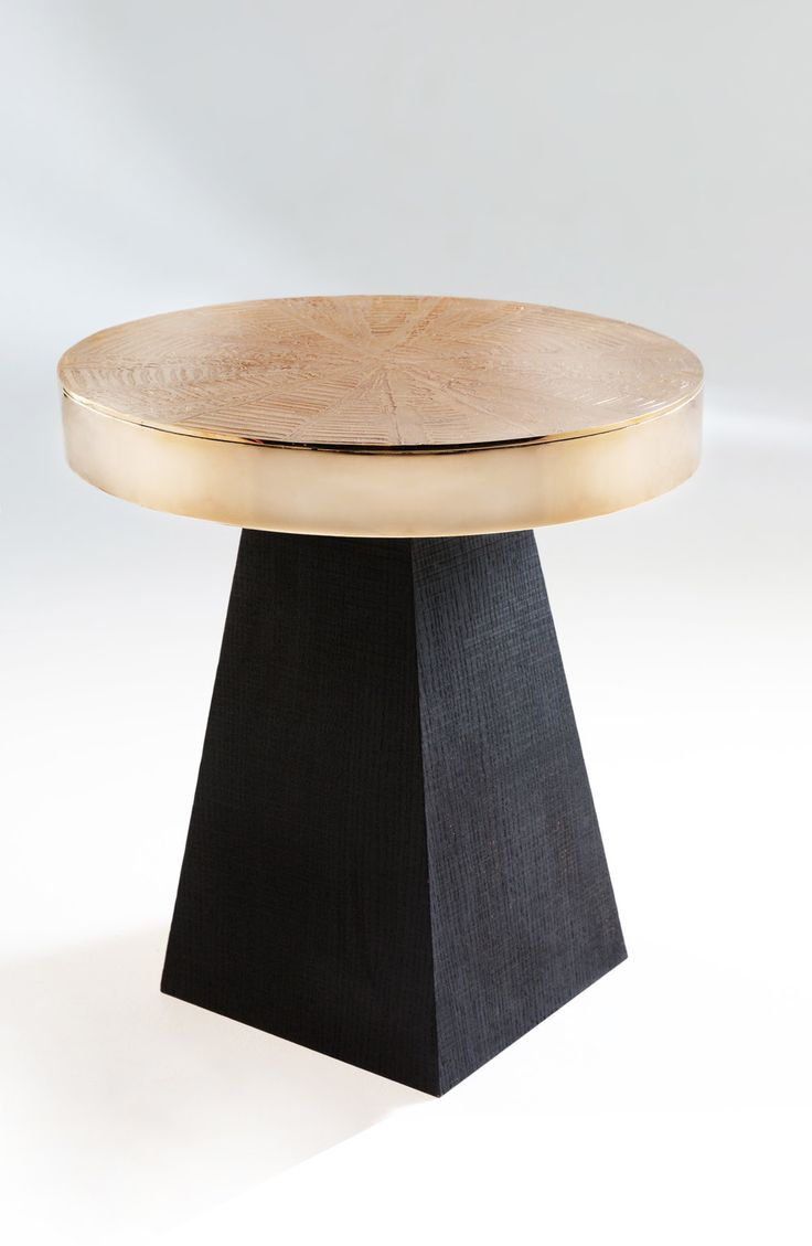 """"""" MINI CAMBIUM """" SIDE TABLE BY STEPHANIE COUTAS"""