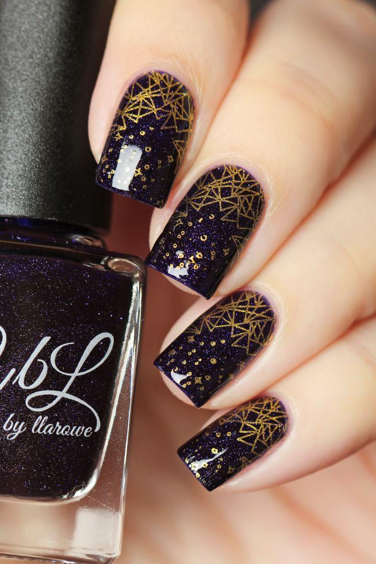 223 best Nails images on Pinterest   Fingernail designs, Moyou ...