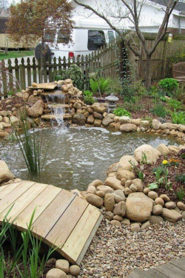 Tips For Building Ponds In Your Backyard Ponds Backyard