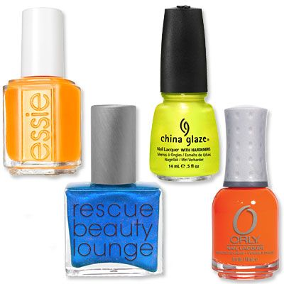 Summer Nail Trends: Day-Glo Neons http://www.instyle.com/instyle/package/summertrends/photos/0,,20598140_20597313_21162614,00.html