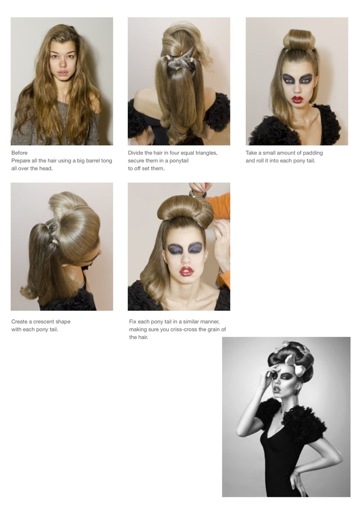 One of my favourite picture Hair by Anne Veck i think its my birthday <3 anne veck