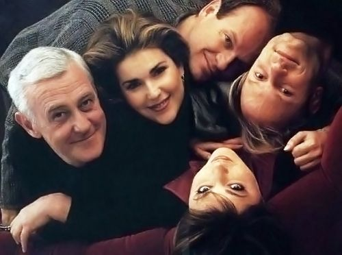Frasier | Film, Music Video and TV Style/Fashion ...