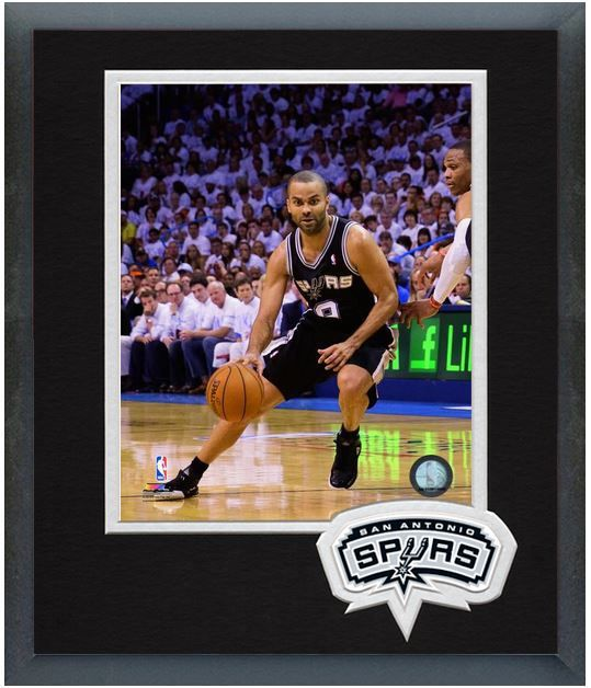 Tony Parker San Antonio Spurs Game 6 Western Conference Finals 2014 NBA Playoffs