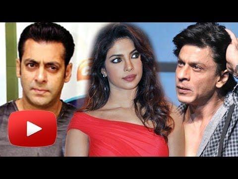 Salman - Priyanka - Shahrukh CLASHED @ Mehboob Studios   SHOCKING