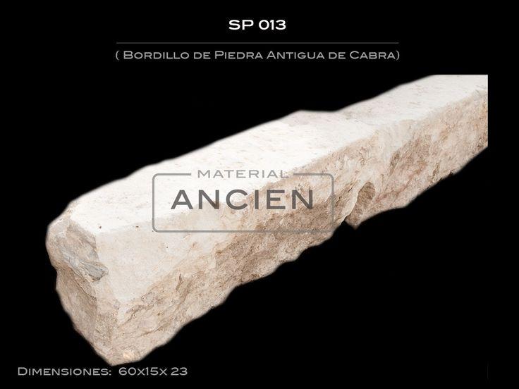 #Bordillo #Piedra #Antigua #Cabra  #material #materialancien #ancien #materialancien.com #derribos #venta #decoracion #oferta #segunda mano