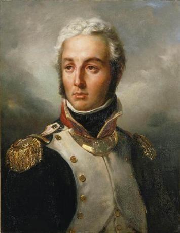 Portrait de Jean-Victor Moreau - Bouchot François