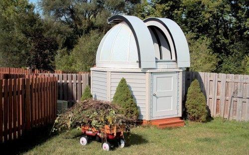 backyard observatories bing images