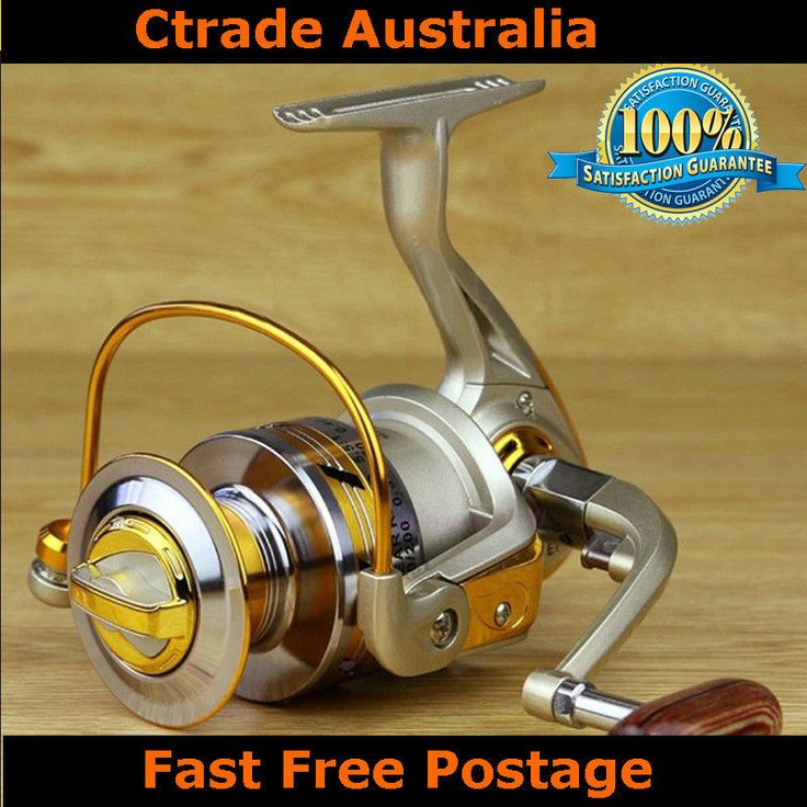 Fishing Reel Spinning Reel EF 5000 10 BB Salt and Freshwater Top Quality New