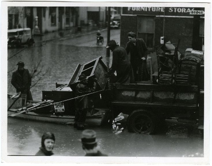 13 best the 1937 flood images on pinterest historical for Furniture history society