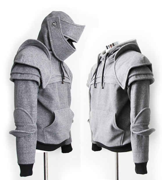 Knight Sweatshirt | 20 Sweatshirts You Need In Your Life Immediately. I want some of the other ones.