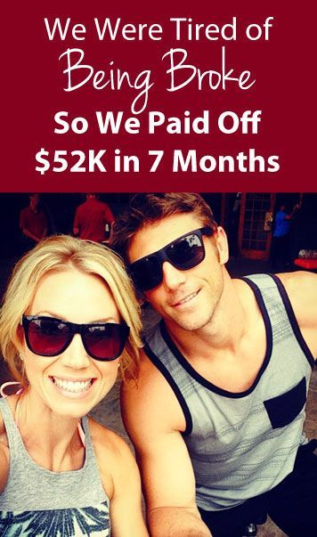 They paid off $52K of debt in 7 months. Chris and his wife are living proof that money problems CAN be overcome!