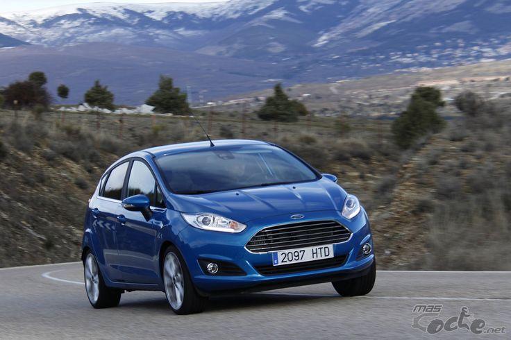 Ford Fiesta 1.0 Ecoboost 100cv Powershift (9500€)