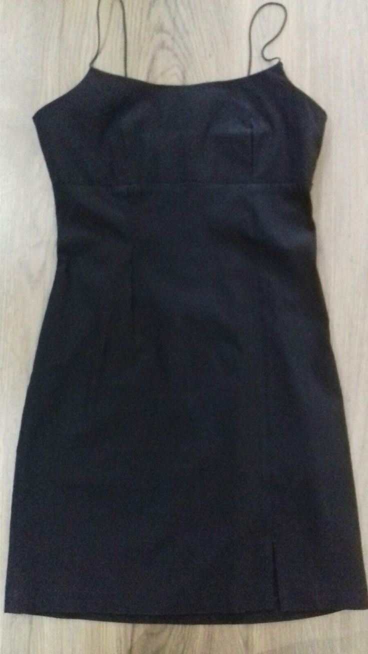 Nice Great Womens sexy little black dress, size 12 UK, 40 EU, zip up, strappy, slit 2018 Check more at http://fashion-look.top/gallery/great-womens-sexy-little-black-dress-size-12-uk-40-eu-zip-up-strappy-slit-2018/