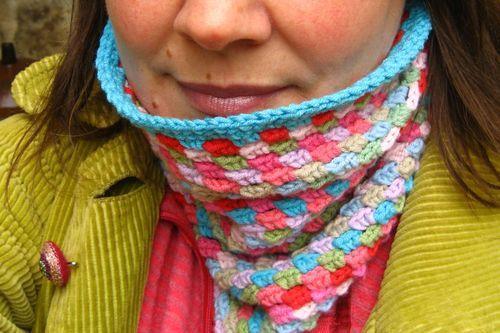 TUTORIAL: cozy neck warmer fro Attic 24