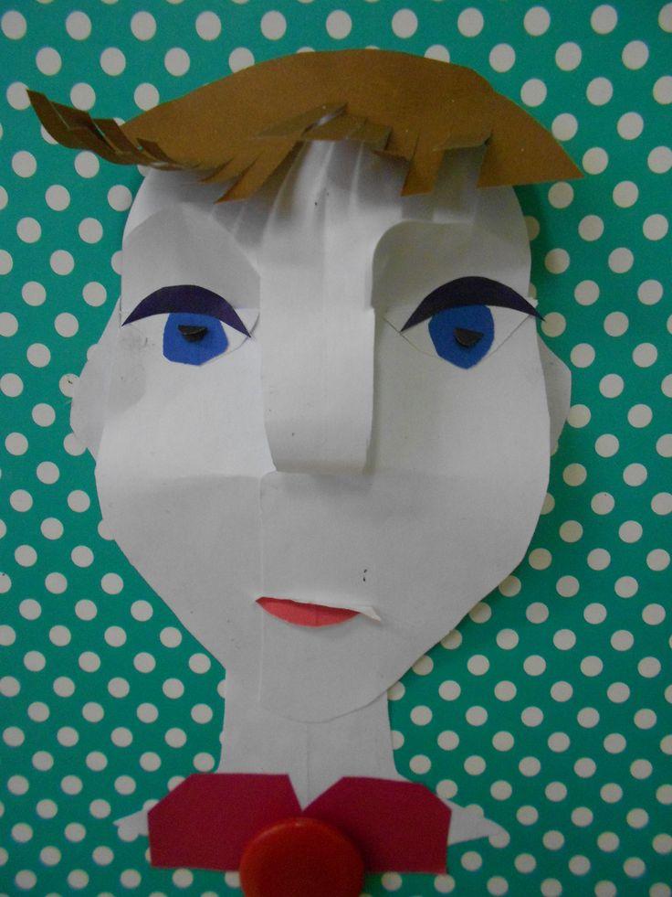 Бумагопластика - детские работы http://vk.com/public78363013