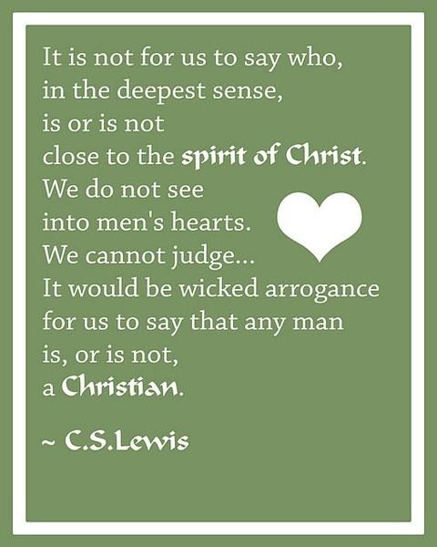 Christian: C S, Christian, Lewis Quotes, Inspiration, Simple Pleasures, So True, Truths, Cs Lewis, Don'T Judges