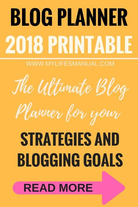 Blog planner for beginners. keep your blogging tasks organized and in one place. #blog #blogplanner #bloggingtips