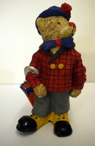 Peter Fagan Colourbox Teddy Bears boxed Collectors Club Clowning Around | eBay