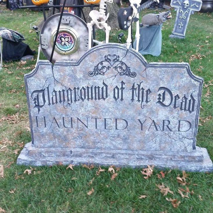 halloween tombstones halloween prop halloween graveyard halloween 2017 halloween projects halloween stuff halloween decorations halloween ideas