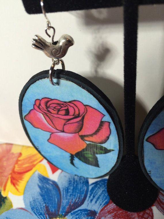 Loteria Collection La Rosa by MiDrella on Etsy
