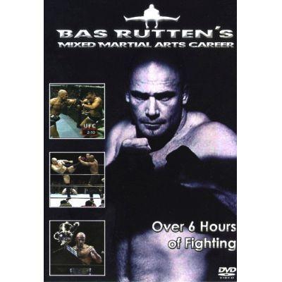Bas Rutten's Mixed Martial Arts Career | CAREERDVD / EAN:0827071047822