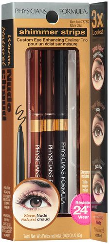 Physicians Formula Shimmer Strips Eye Enhancing Eyeliner Trio  - Nude Collection: Warm Nudes $14.79 - from Well.ca