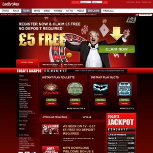 Ladbrokes Casino | Slotssensation