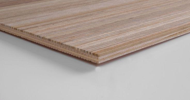 Plexwood panel curvado con un m ltilaminar industrial en - Contrachapado de madera ...