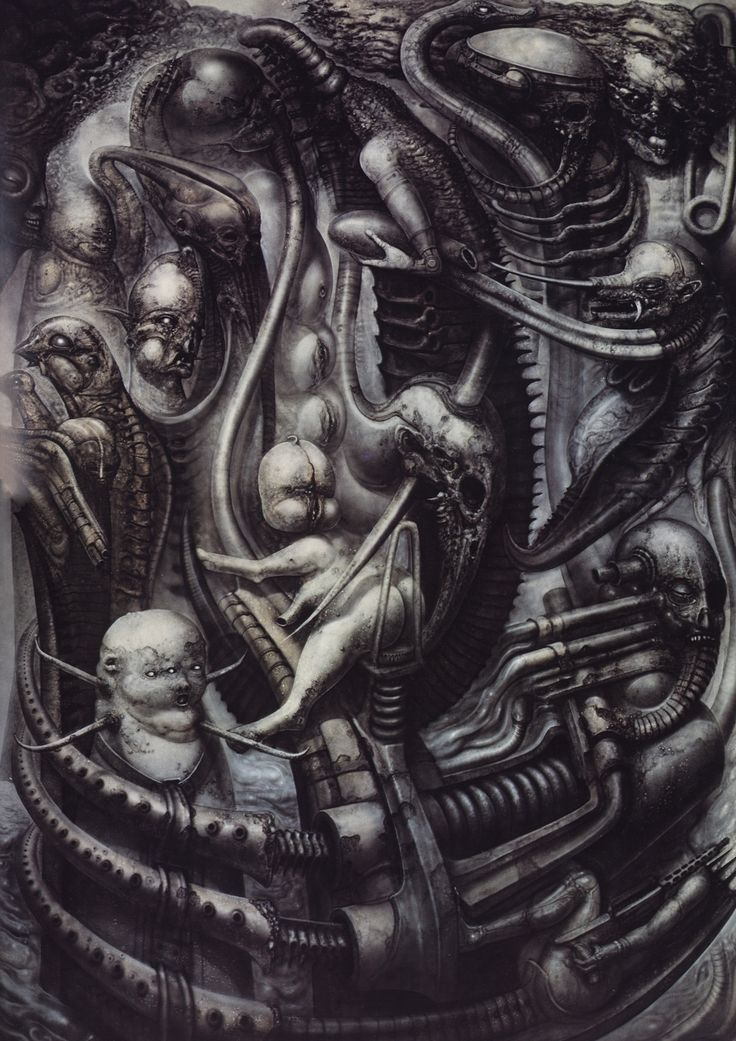 the life and art of hr giger A brief journey into the life of giger the official website of hr giger ©2002-2005 giger-artcom.