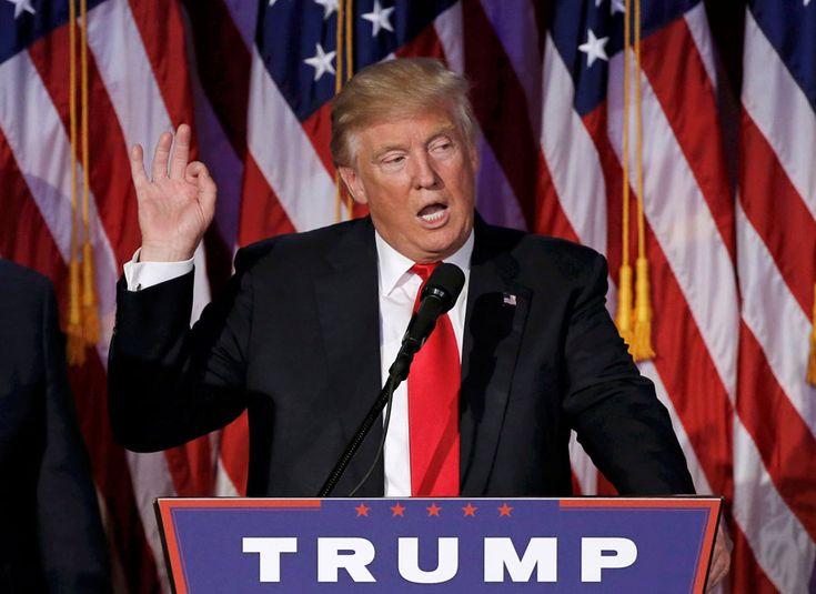 El Servicio Secreto de EEUU ya tiene nombre en clave para Trump: Magnate