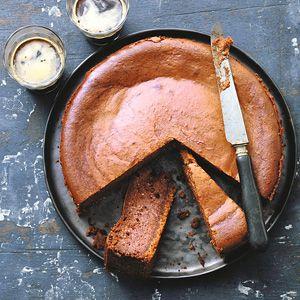 Recept - Chocolade-cheesecake met banaan - Allerhande