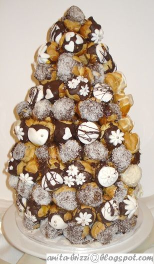 profiteroles tower wedding cake 17 best ideas about profiterole tower on 18799