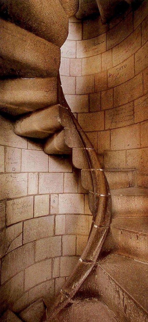 Antoni Gaudi (détail de la Iglesia de la Sagrada Familia)