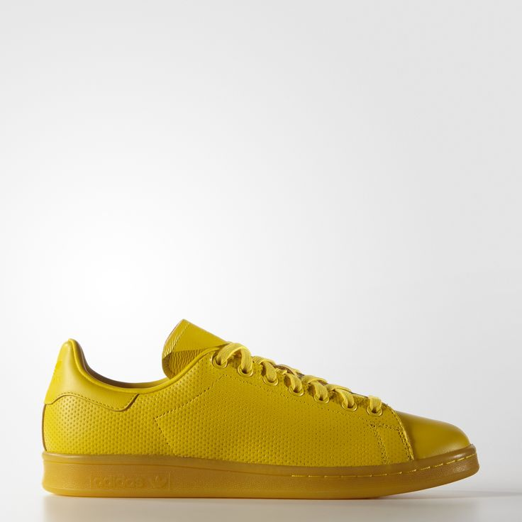 adidas Stan Smith Shoes - Yellow | adidas UK