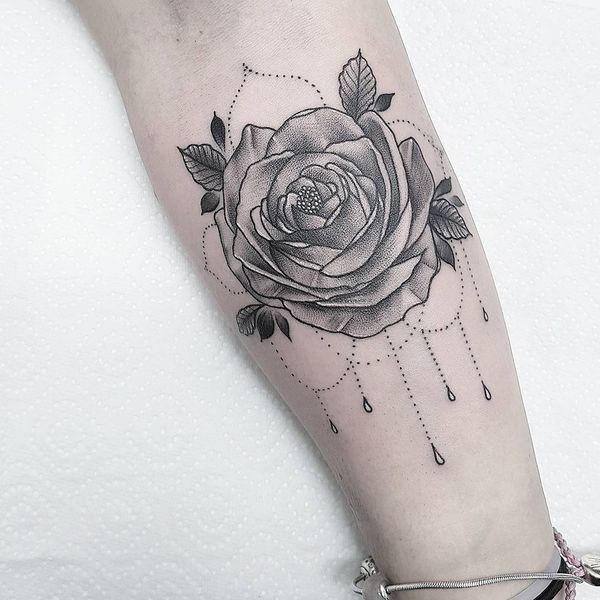 Rose Tattoos Designs For Men And Women Rose Tattoo Meaning 2019