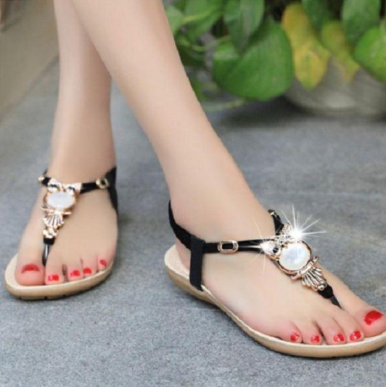 Owl Fashion  Sandal  Non-Slip