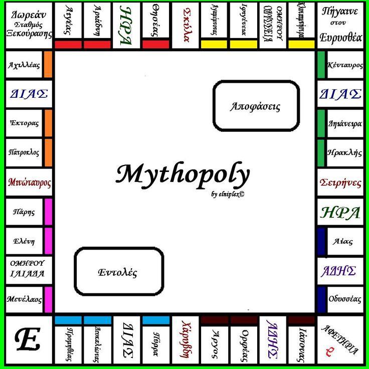 MYTHOPOLY